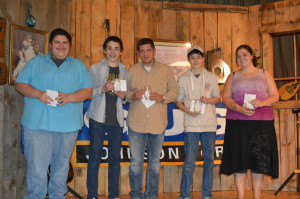 2014 Fiddle Contest Winners